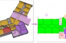 WiseImage FM - Maquette 3D et gestion des surfaces et locaux